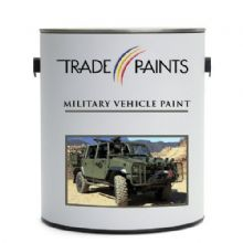 Military Vehicle Paint
